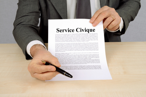 Lettre De Motivation Service Civique Agent E D Accueil Mairie